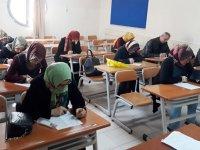 """Adnan Menderes Kız Anadolu İHL,  """"Haydi veliler sınava!"""" dedi"""