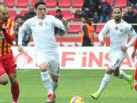 Akhisarspor, Kayseri'den eli boş döndü