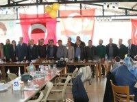İyi Parti Akhisar İlçe Teşkilatı yeni yönetim tanıtım toplantısı yapıldı