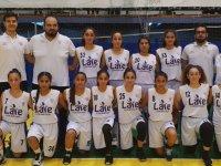 Basketbol U-14'te Akhisargücü, Turgutlu Belediyespor'a mağlup oldu