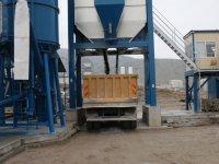 Akhisar Belediyesi asfalt plenti deneme üretimi başladı