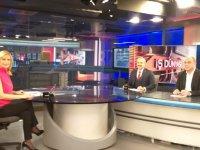 Dr. Mehmet Ulusoy Bloomberg Tv'nin konuğu oldu