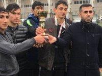 Akhisar Kayhan Ergün Meslek Lisesi İkincisi Oldu