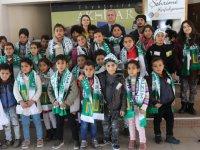 Sazoba Nazif Emine Karabulut İlkokulu öğrencileri şehrini keşfetti