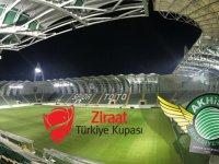 Akhisarspor'un Ziraat Türkiye Kupası Son 16 Turdaki rakibi belli oldu