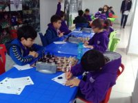 Akhisargücü Spor Kulübünde 2. satranç turnuvası