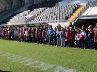 Dr. Ahmet Tarık Sarı İlkokulu öğrencileri şehrini keşfetti