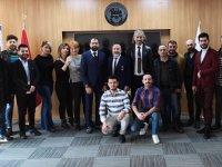 Deren ve Karaca, İzmirli meslektaşlarına seminer verdi