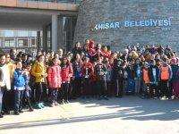 300 Öğrenci Atatürk için koştu
