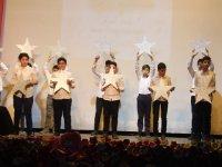 İmam Hatip Ortaokulları Genç Sesler Musiki etkinliği Akhisar'da yapıldı