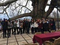 Sınav Temel Lisesi, Bursa Uludağ'da