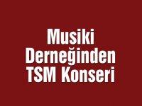 Musiki Derneğinden Türk Müziği konseri