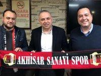 Dutlulu ve Bakırlıoğlu Sanayispor ile buluştu!