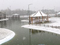 Kar, Akhisar'a Pazartesi geliyor