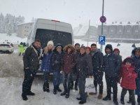 Kış, Gezginevi Akhisar ile daha eğlenceli
