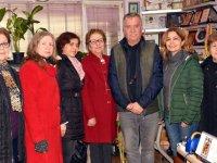 Kent Konseyi Kadın Meclisi, Akhisar Haber'i ziyaret etti