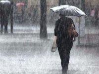 Çok kuvvetli ve yer yer şiddetli yağış bekleniyor!