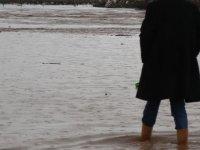 Akhisar'da 3 günden yağan yağış miktarı belli oldu