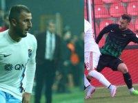 Akhisarspor 2 futbolcuyu bitirmek üzere