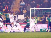Akhisarspor evinde Beşiktaş'a 3-1 kaybetti