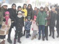 Gezginevi ile Uludağ'da Kar Keyi