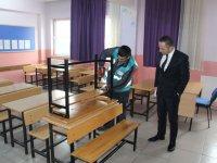 Denetimli Serbestlik Müdürlüğünden Okullar paydos şimdi çalışma zamanı etkinliği