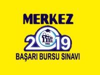 Özel Merkez Başarı Bursu Sınavı 23 Şubat 2019'da