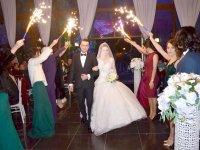 Cevriye ile Mustafa Melih mutluluğa evet dedi
