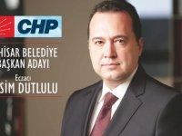 CHP Akhisar Belediye Başkan Adayı Besim Dutlulu kimdir?
