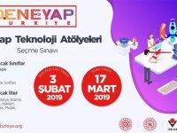 Deneyap Türkiye Projesi Gençlik Merkezlerinde Hayata Geçiyor