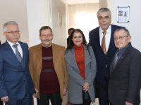 AK Parti Belediye Başkan Adayı Hüseyin Eryüksel'den huzurevi ziyareti
