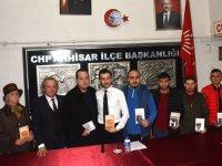 CHP İlçe Teşkilatı, Uğur Mumcu'yu basın açıklamasıyla andı