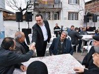 Besim Dutlulu; Akhisar'ı Türkiye'nin en yaşanabilir ilçeleri listesine sokmak istiyoruz