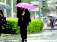 Akhisar, ılık ve yağışlı havanın etkisine giriyor
