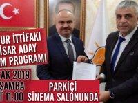 AK Parti Akhisar İlçe Teşkilatı aday tanıtımı yapacak