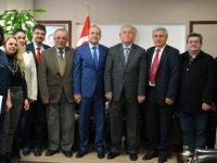 İnsan Hakları Kurulu, Aralık ve Ocak Ayı toplantısı kaymakamlıkta yapıldı