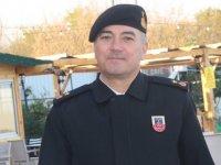 İlçe Jandarma Komutanı Mete Demir emekliliğe ayrıldı