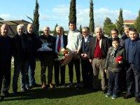 TÜRFAD, Akhisarspor'u ziyaret etti