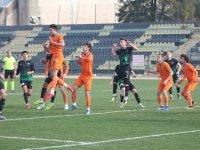 Akhisarspor U21, Medipol Başakşehir U21 ile yenişemedi