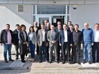 Dutlulu'dan Akhisar OSB ziyareti