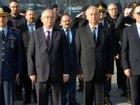 Atatürk'ün Akhisar'a gelişinin 96. yıldönümü törenle kutlandı