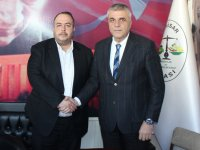 Pazarcılar Odası Başkanı Mustafa Güral'dan cumhur ittifakı adayı Eryüksel'e tam destek