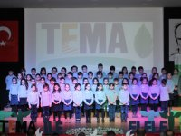 Bahçeşehir Koleji Akhisar Kampüsü İlkokulu Öğrencileri TEMA gönüllüsü oldu!