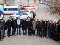 Cumhur ittifakı adayı Eryüksel'den Yeğenoba, Dağdere ve Hanpaşa mahallerine ziyaret