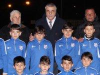 Cumhur ittifakı adayı Hüseyin Eryüksel'den Yıldırımspor'a ziyaret