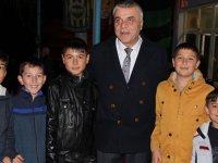 AK Parti Belediye Başkan Adayı Eryüksel, Kömürcü ve Dereköy ziyaretleri