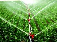 Basınçlı sulama sistemleri yüzde 50 hibe desteği başvuruları başladı