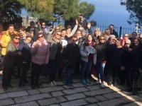 Aybek Turizm nergis kokulu koylarda