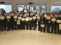 Ülkü Ortaokulu CAMUN 19 Konferansında