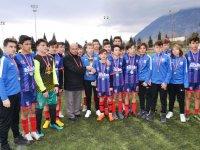 Akhisar Yıldırımspor U-15 de il ikincisi oldu